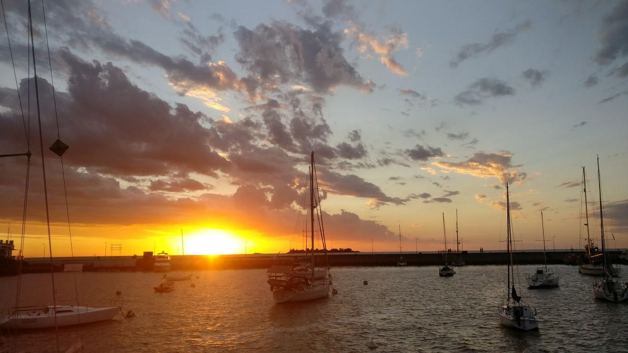 Argentina Sunset